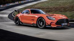 Mercedes-AMG GT Black Series: è lei la regina del 'Ring