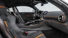 Mercedes-AMG GT Black Series gli interni