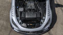 Mercedes-AMG GT Black Series il motore