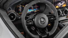 Mercedes-AMG GT Black Series il volante