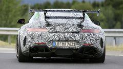 Mercedes-AMG GT Black Series, la più potente di sempre