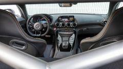 Mercedes-AMG GT Black Series la plancia