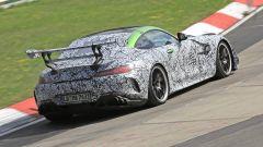 Mercedes-AMG GT Black Series, maxi alettone