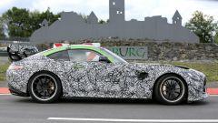 Mercedes-AMG GT Black Series, primi avvistamenti