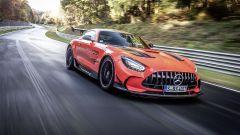 Mercedes-AMG GT Black Series: sotto il cofano un V8 da 730 CV