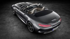 Mercedes-AMG GT C Roadster: cabrio brutale e confortevole - Immagine: 15