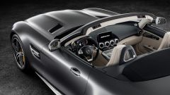 Mercedes-AMG GT C Roadster: cabrio brutale e confortevole - Immagine: 16