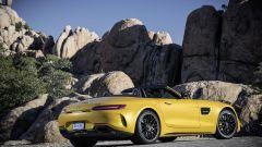 Mercedes-AMG GT C Roadster: cabrio brutale e confortevole - Immagine: 3