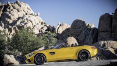 Mercedes-AMG GT C Roadster: cabrio brutale e confortevole - Immagine: 5