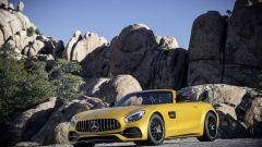 Mercedes-AMG GT C Roadster: cabrio brutale e confortevole - Immagine: 4
