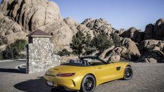 Mercedes-AMG GT C Roadster: cabrio brutale e confortevole - Immagine: 6