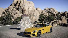 Mercedes-AMG GT C Roadster: cabrio brutale e confortevole - Immagine: 7