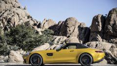Mercedes-AMG GT C Roadster: cabrio brutale e confortevole - Immagine: 8