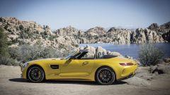 Mercedes-AMG GT C Roadster: cabrio brutale e confortevole - Immagine: 10