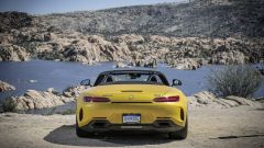 Mercedes-AMG GT C Roadster: cabrio brutale e confortevole - Immagine: 13