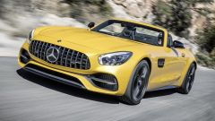 Mercedes-AMG GT C Roadster: cabrio brutale e confortevole - Immagine: 1