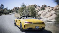Mercedes-AMG GT C Roadster: cabrio brutale e confortevole - Immagine: 14