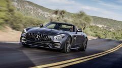 Mercedes-AMG GT C Roadster: cabrio brutale e confortevole - Immagine: 18