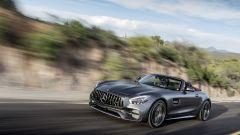 Mercedes-AMG GT C Roadster: cabrio brutale e confortevole - Immagine: 19