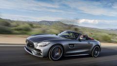 Mercedes-AMG GT C Roadster: cabrio brutale e confortevole - Immagine: 20