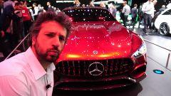 Mercedes-AMG GT Concept e Classe E: in video dal Salone di Ginevra 2017  - Immagine: 1