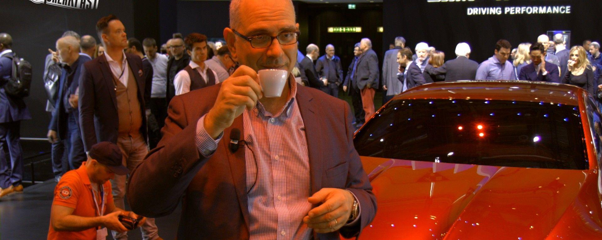 Mercedes-AMG GT Concept: i segreti della nuova coupè tedesca