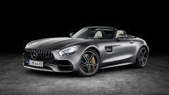 Mercedes AMG GT e GT C Roadster