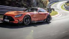 AMG GT: Mercedes termina la produzione dell'auto sportiva