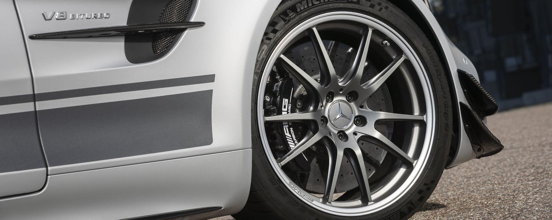 Mercedes AMG GT: l'aerodinamica nel dettaglio