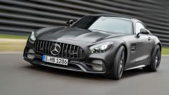Mercedes AMG GT MY 2017: a Detroit arriva il facelift - Immagine: 1