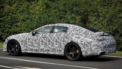 Mercedes-AMG GT quattro porte: vista 3/4 posteriore