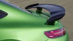 Mercedes-AMG GT R con alettone in carbonio regolabile