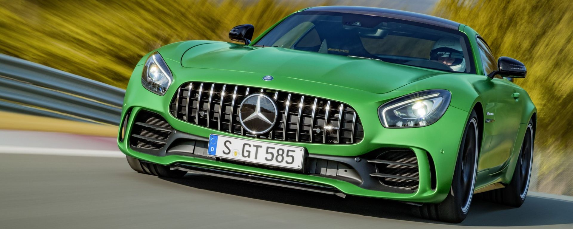 Mercedes-AMG GT R: debutto al Goodwood Festival of Speed