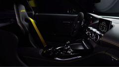 Mercedes-AMG GT R: gli interni