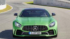 Mercedes-AMG GT R, la vista frontale