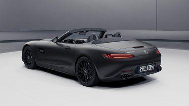 Mercedes-AMG GT Roadster 2021