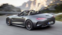 Mercedes AMG GT e GT C Roadster - Immagine: 1
