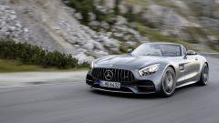 Mercedes AMG GT Roadster: nella versione GT C è ancora più estrema