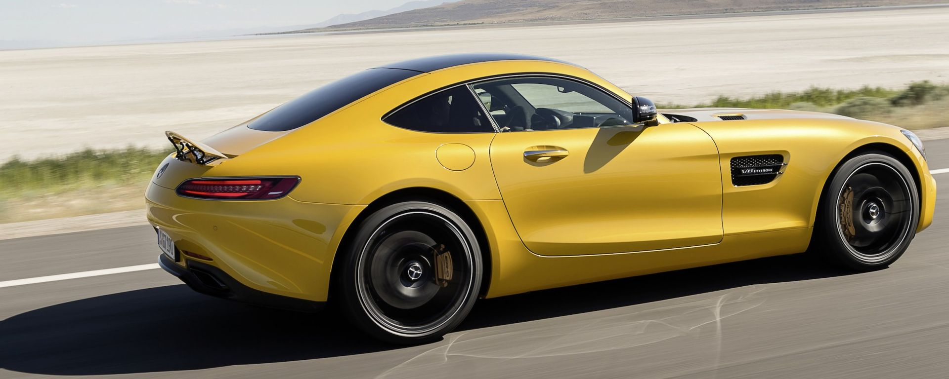 Mercedes-AMG GT S: il video