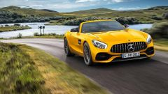 Mercedes AMG GT S Roadster: in medio stat virtus - Immagine: 2