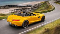 Mercedes AMG GT S Roadster: in medio stat virtus - Immagine: 3