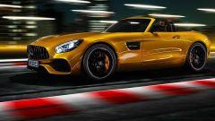 Mercedes AMG GT S Roadster: prestazioni, scheda tecnica, prezzo
