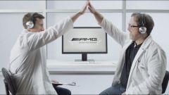 Mercedes AMG GT: senti come suona - Immagine: 13