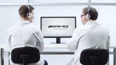 Mercedes AMG GT: senti come suona - Immagine: 12