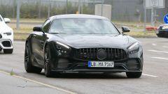 Mercedes-AMG GT: spuntano le prime foto spia del Facelift - Immagine: 1
