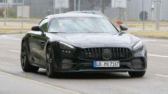 Mercedes-AMG GT: spuntano le prime foto spia del Facelift - Immagine: 2