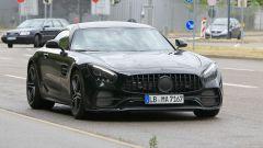 Mercedes-AMG GT: spuntano le prime foto spia del Facelift - Immagine: 3