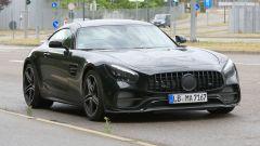 Mercedes-AMG GT: spuntano le prime foto spia del Facelift - Immagine: 4