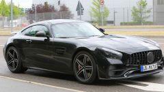 Mercedes-AMG GT: spuntano le prime foto spia del Facelift - Immagine: 6
