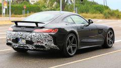 Mercedes-AMG GT: spuntano le prime foto spia del Facelift - Immagine: 7